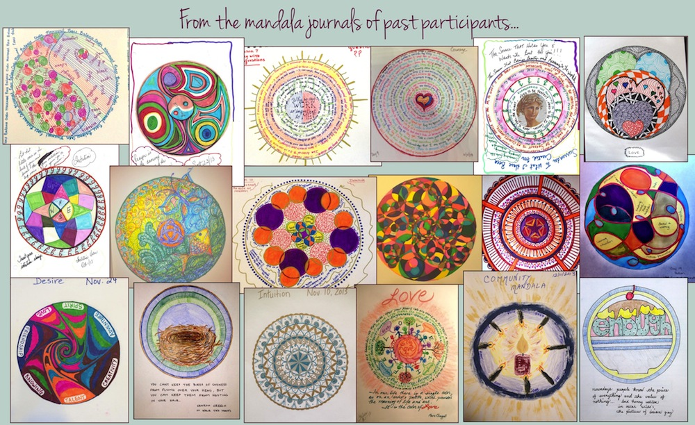 Mandalas Heather Plett