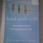 hand wash cold