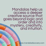Bringing the mandala into your journey of personal growth