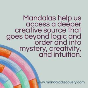 mandala - deeper source