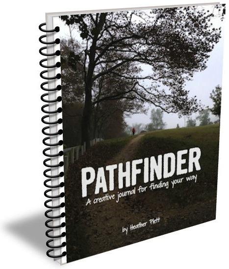 Pathfinder - mock cover