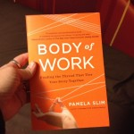 Growing my body of work