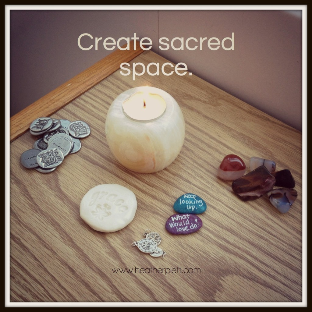 4. retreat - sacred space