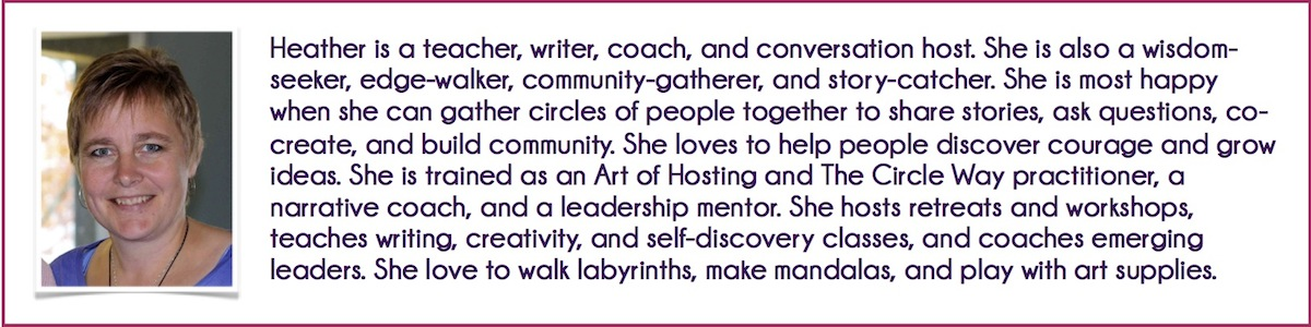 Heather's bio