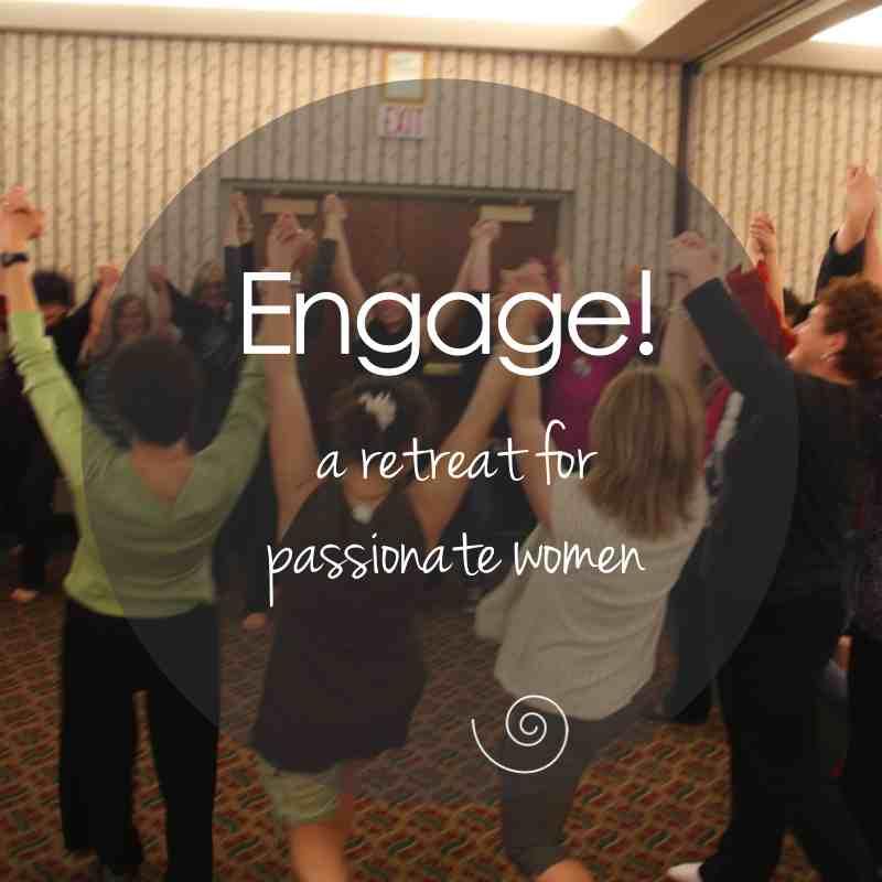 engage retreat