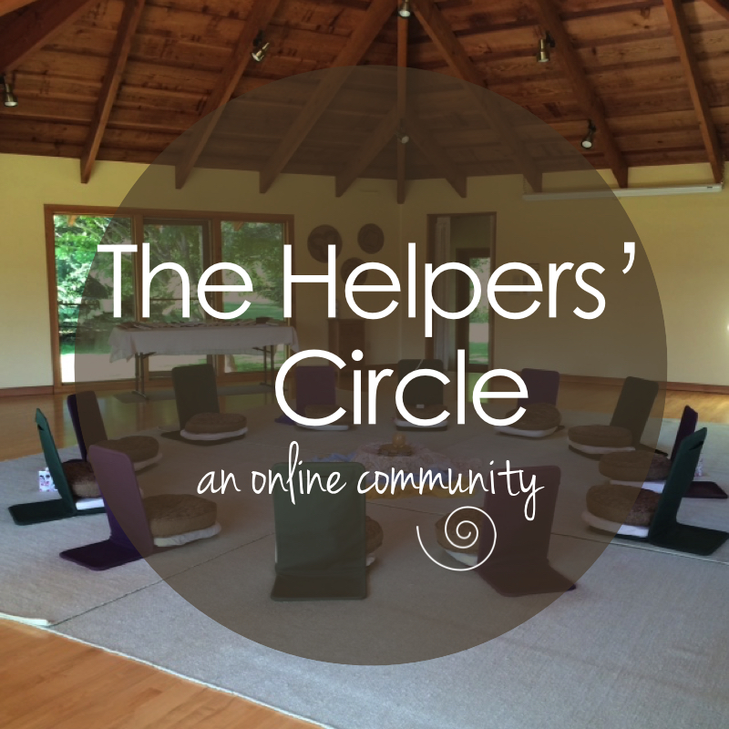 the helpers' circle