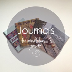 Journals for mindfulness and growth