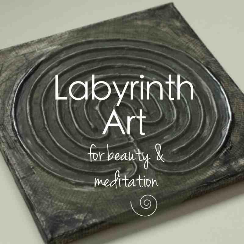 labyrinth art