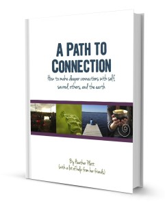 A Path to Connection - mock book cover