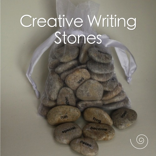 story stone creative writing