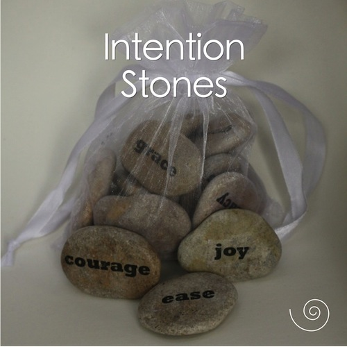 story stone intention
