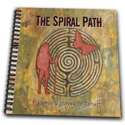 spiral joural - mock cover