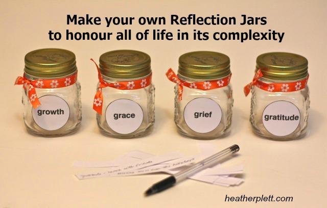 grace-grief-gratitude-growth jars