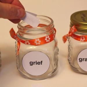 grief jar