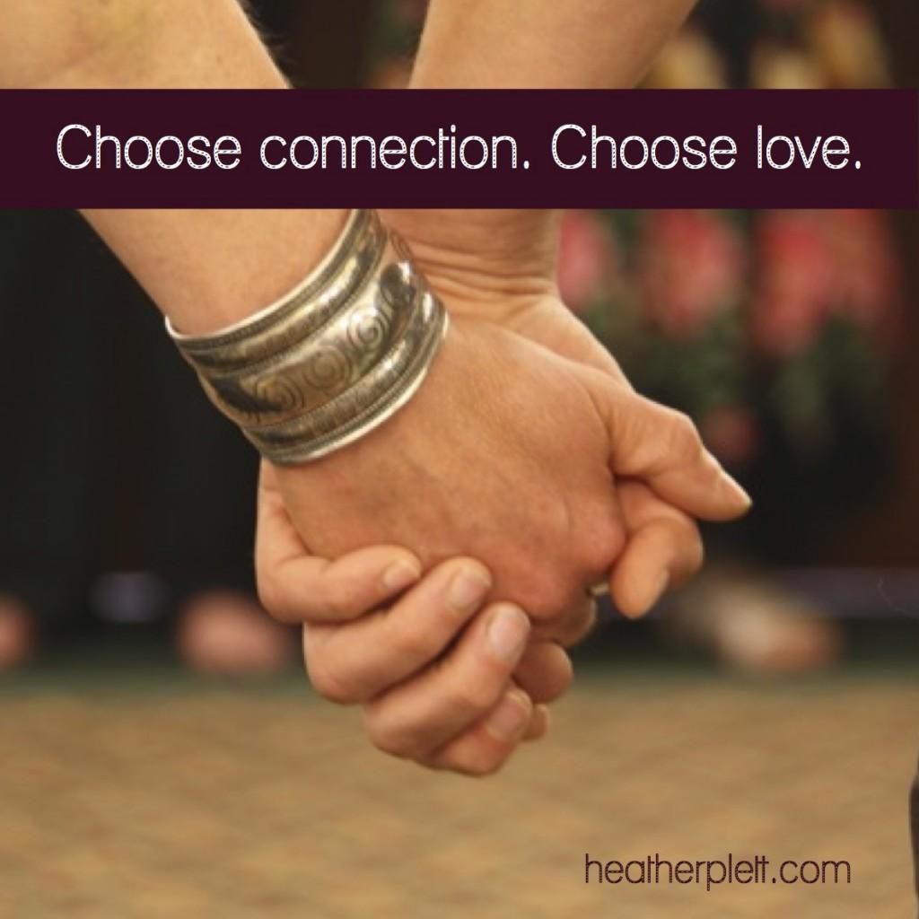 choose connection