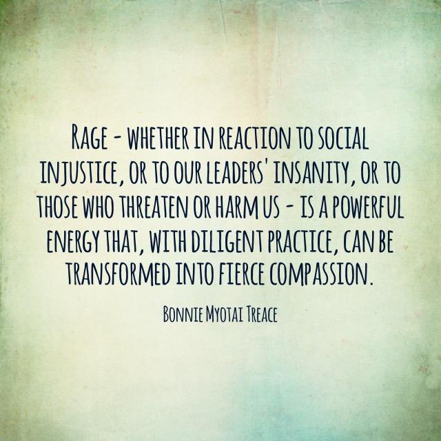 rage & compassion
