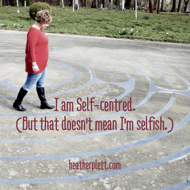 Self-centred