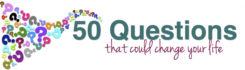 50 Questions banner
