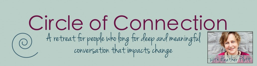 circle of connection banner